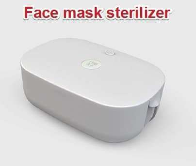 Face mask sterilizer,multifunction disinfector for PPE materials 2