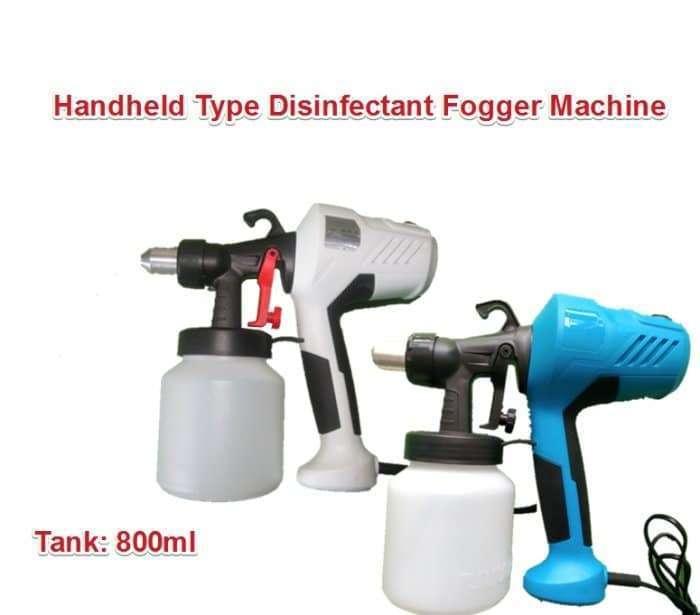 Air Duct Sanitizing Fogger Machine,effectively kill virus 20