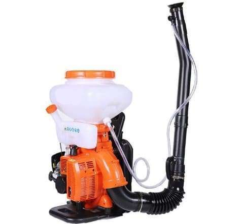 Cordless disinfectant fogger mist duster chemical liquid blower atomizer sprayer 2
