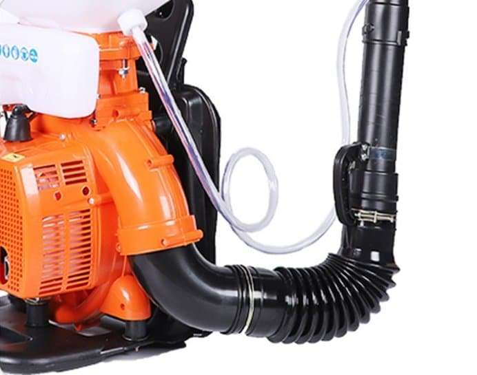 Cordless disinfectant fogger mist duster chemical liquid blower atomizer sprayer 8