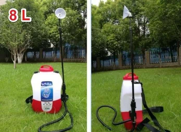 Disinfectant Cordless Electrostatic Sprayer,Electrostatic disinfectant fogger atomizer 18