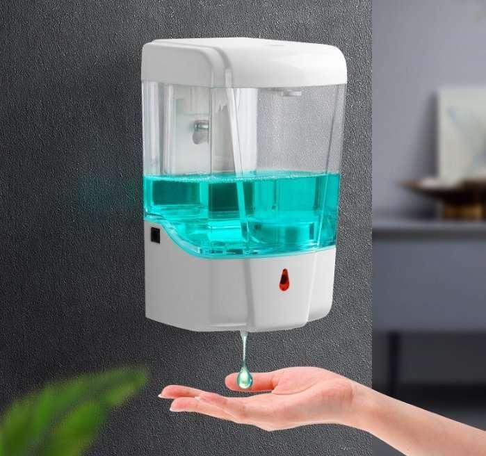 Automatic Disinfectant Dispenser,Infrared body sensor Disinfectant Dispenser 4