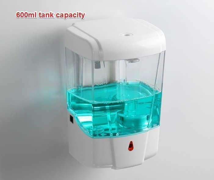 Automatic Disinfectant Dispenser,Infrared body sensor Disinfectant Dispenser 14