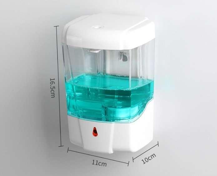Automatic Disinfectant Dispenser,Infrared body sensor Disinfectant Dispenser 18