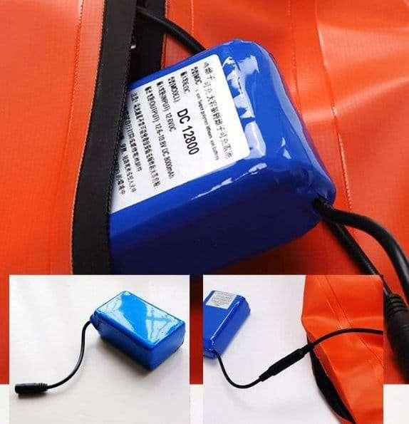 Foldable disinfectant mist sprayer machine 20