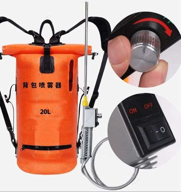 Disinfecting Fogger Machine to kill virus effectively 100