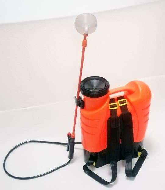 Disinfectant Cordless Electrostatic Sprayer,Electrostatic disinfectant fogger atomizer 6