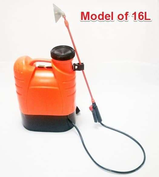 Disinfectant Cordless Electrostatic Sprayer,Electrostatic disinfectant fogger atomizer 4