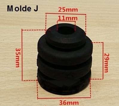 Rubber Grommets For Refrigeration Compressor,air conditioner compressor rubber damper feet 4