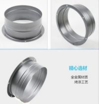 Metallic Collar For Air Vent