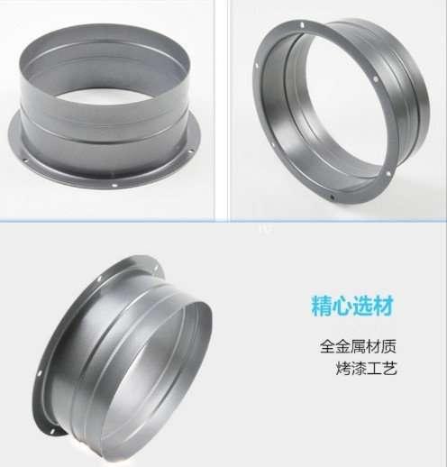 Metallic Collar For Air Vent 2
