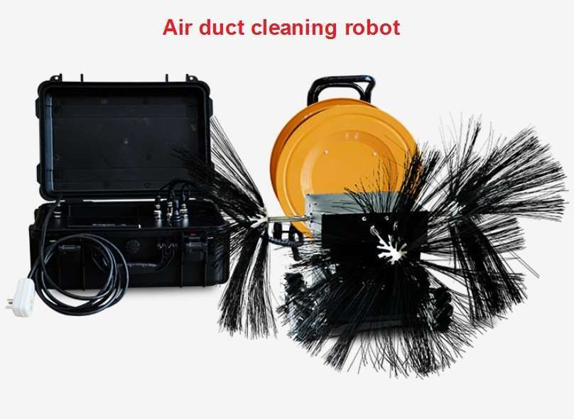Air duct cleaning robot KT-966