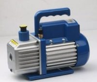 Dual-band Dual-pressure vacuum pump
