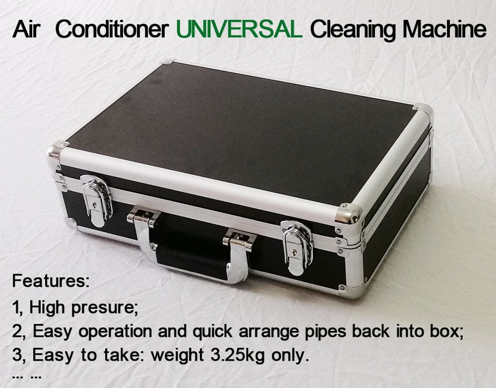 air conditioner universal cleaning machine