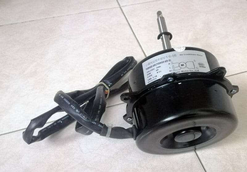 Air Conditioner Outdoor Unit Fan Motor YDK65-6K 6