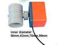 small diameter motorized damper