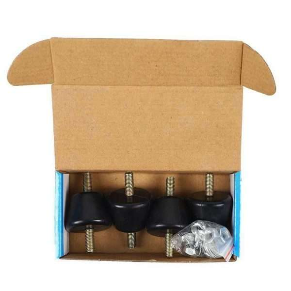 Air conditioner outer unit rubber shock absorber-03