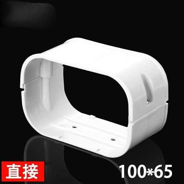 100x65mm duct direct connector of ac connecting pipe system