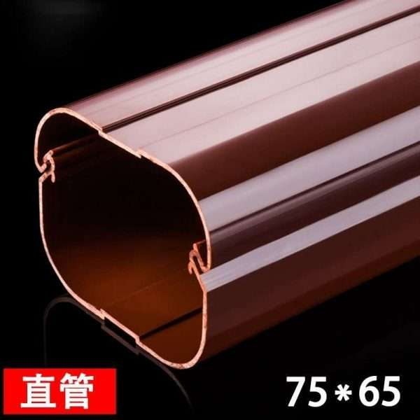 supply brown duct for air conditioner linest pipes